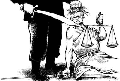 Resultado de imagem para injustiça