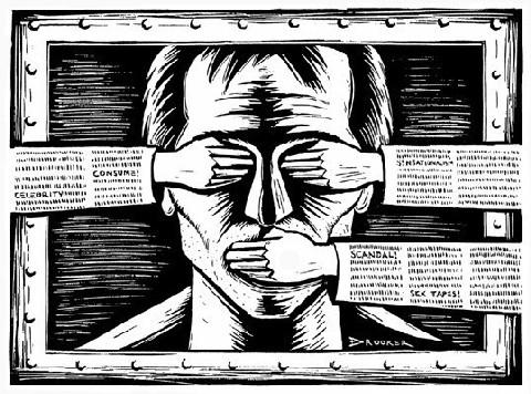 Censura - Conceito, o que é, Significado