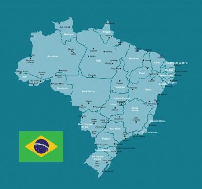 Cartografia-mapa-brasil