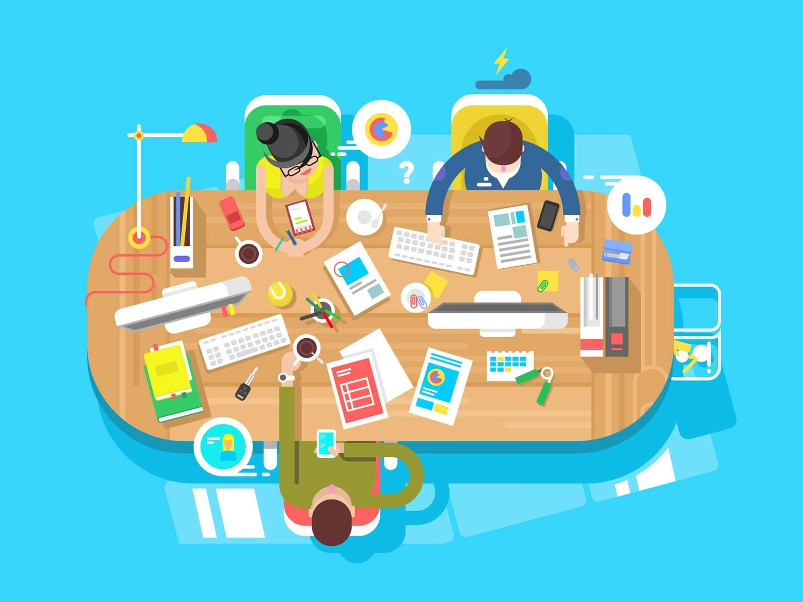 Plano de negocios aplicativo